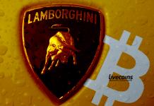 Bitcoin com Lamborghinis