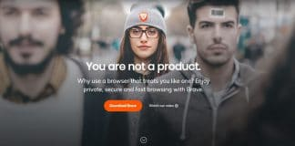 Brave Browser recompensando posts pelo Twitter