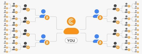 Tela de boas-vindas do CryptoTab