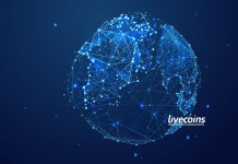 Mundo Conectado por Nós de Blockchain