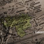 Mapa da Venezuela - Livecoins