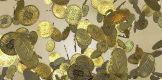 Bitcoin caindo