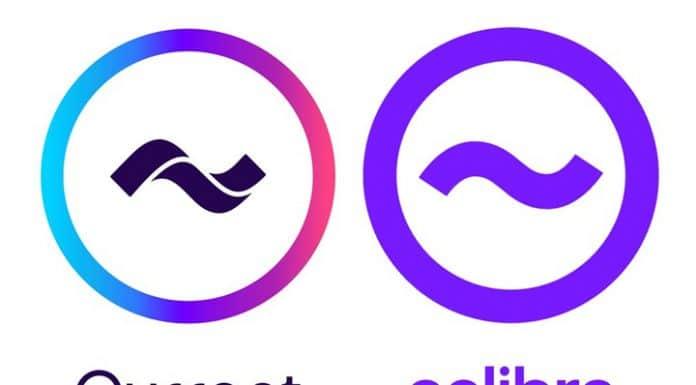 Logotipo da criptomoeda do Facebook termina em processo por plágio