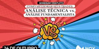 análise técnica e fundamentalista
