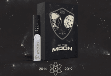 Ledger Nano X - To the Moon