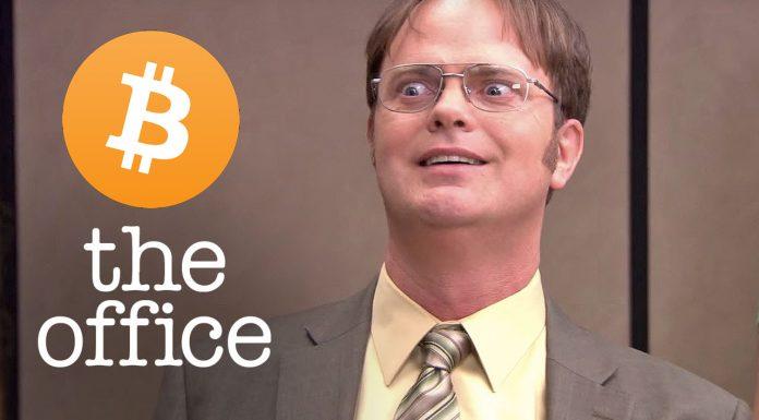 Rainn Wilson Bitcoin