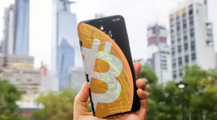 bitcoin iphone roubado