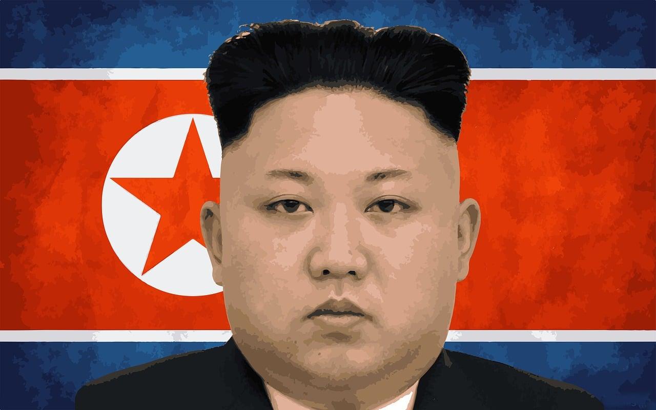 Kim Jong-un - Coreia do Norte