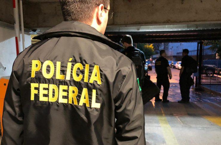 Divulgação/Polícia Federal PF