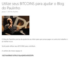 Penhora de Bitcoins decisão da Justiça
