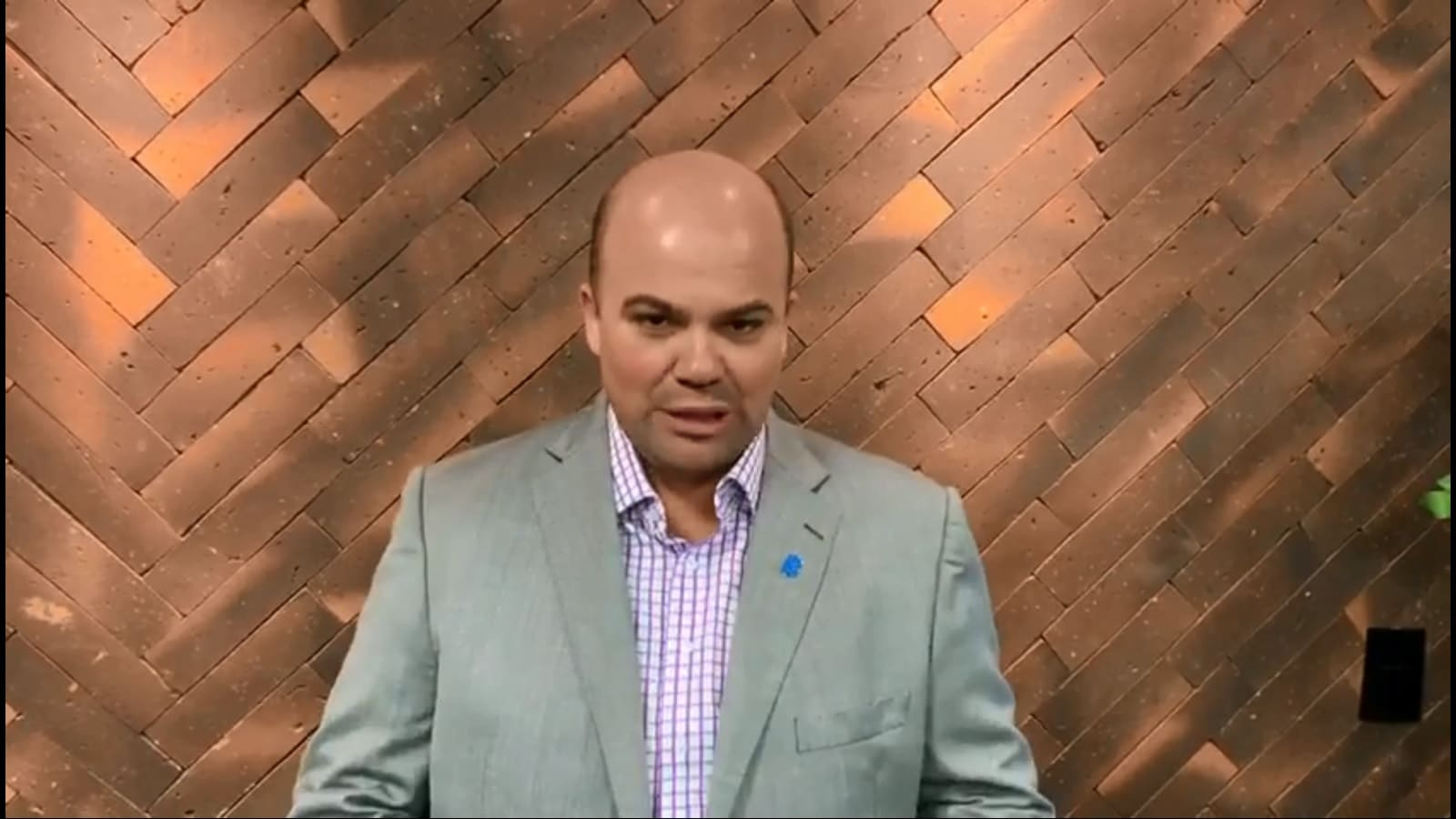 Presidente da GenBit, Nivaldo Gonzaga