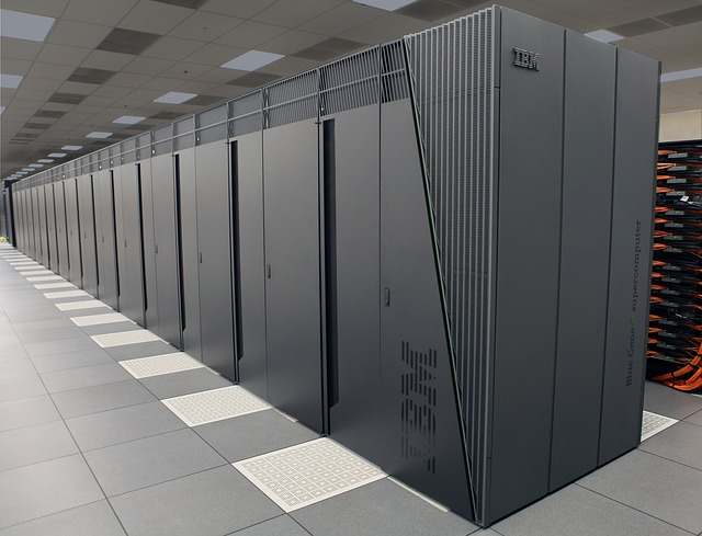 IBM servers are famous in the business world