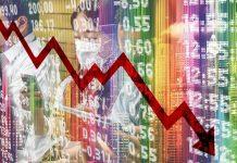 Mercado de ações em queda, pior crise desde 2008?