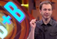 Tiago Leifert, apresentador do BBB