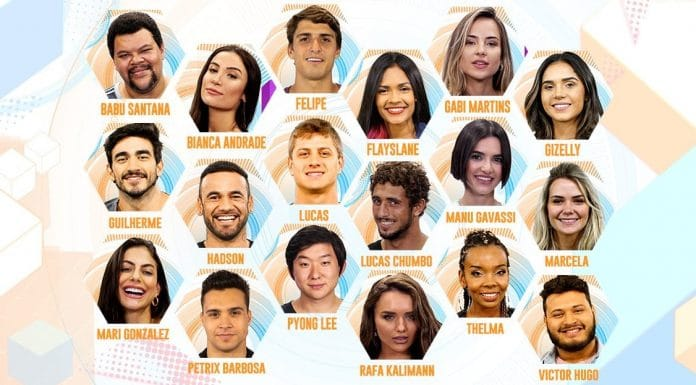 Big Brother Brasil BBB 2020