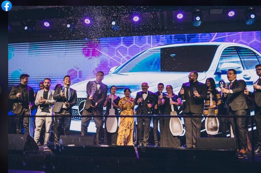 Evento de luxo da Arbcrypto, ArbFest mostrava luxo para investidores