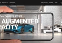 Lamborghini Huracán Evo RWD Spyder foi lançada