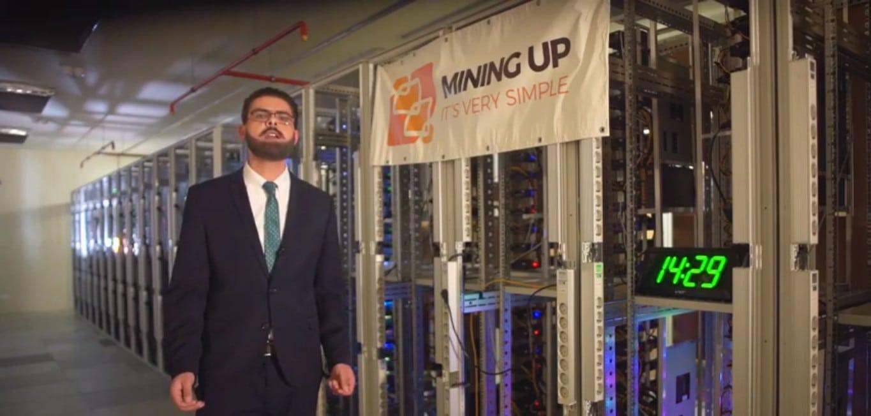 Mining-UP cria apresentações em redes sociais para passar legitimidade para possível golpe na mira dos Brasileiros - Mining Up Miningup