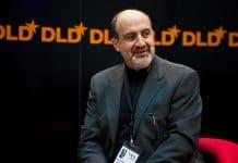 Nassim Nicholas Taleb, autor do livro Cisne Negro e famoso escritor