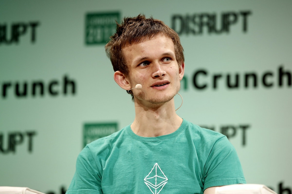 Vitalik Buterin, criador do Ethereum cofundador