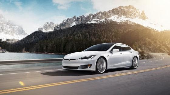 A fácil compra e manutenção de ações da Tesla é o futuro das plataformas de criptomoedas.