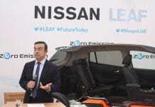 Carlos Ghosn, ex-presidente da Nissan e Renault