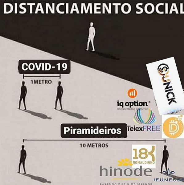 Post colocava Hinode como Pirâmide