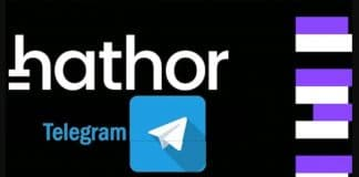 Comunidade Telegram Hathor