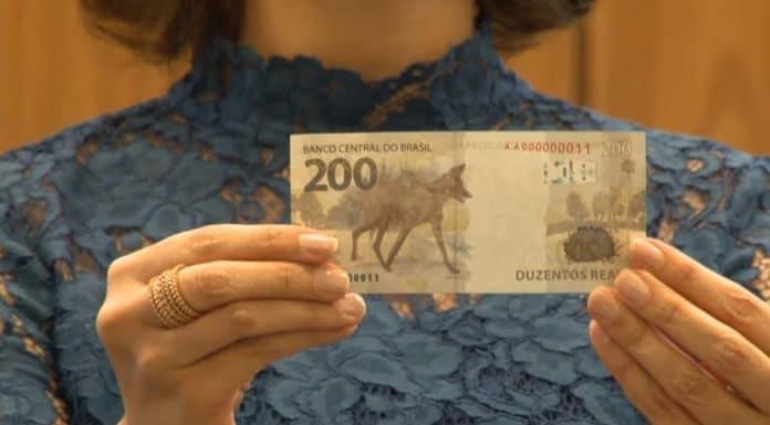Nota de 200 (Casa da Moeda e Banco Central do Brasil BC BCB)