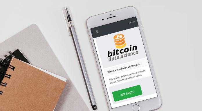 Verificador de saldo de endereços bitcoin