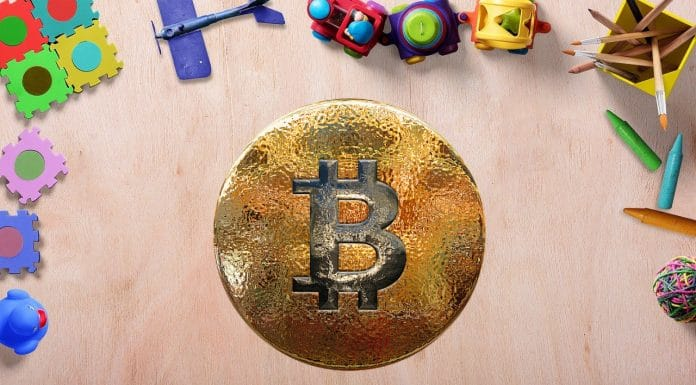 Brinquedos e Bitcoin no Brasil registro