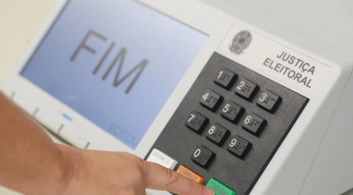 Eleições no Brasil, Urna Eletrônica