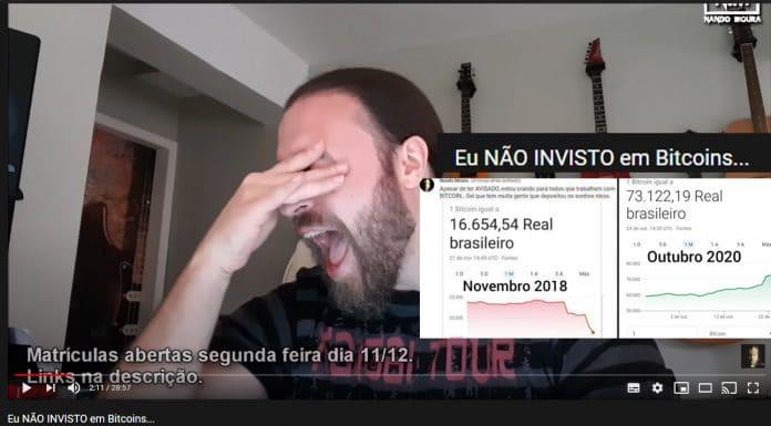 Nando Moura Bitcoin