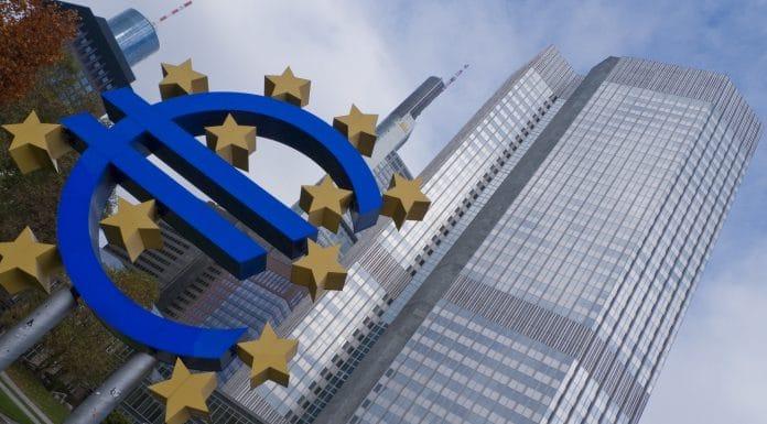 BCE Euro Europa Banco Central Europeu Eurotower