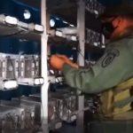 Exercito Venezuela minerando BItcoin