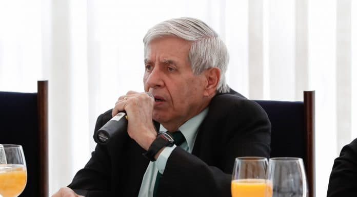 General Augusto Heleno, ministro do GSI-PR no Brasil