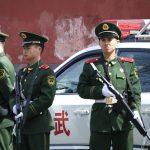 Polícia da China