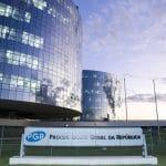 Prédio da PGR representação do Ministério Público Federal do Brasil (MPF MP) Bitcoin Criptomoedas Blockchain