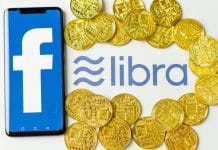 Criptomoeda do Facebook sob pressão do G7