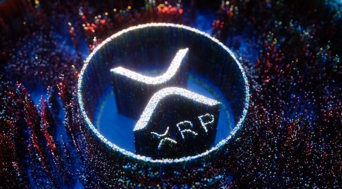 Ripple XRP símbolo airdrop