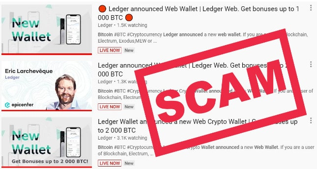 New Wallet Scam
