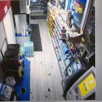ATM de bitcoin roubado