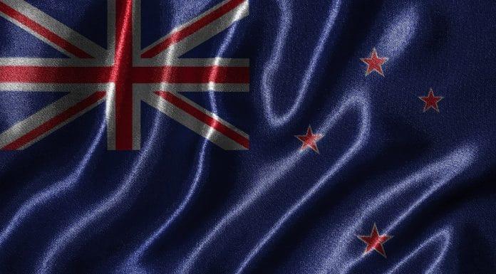 Bandeira da Nova Zelândia