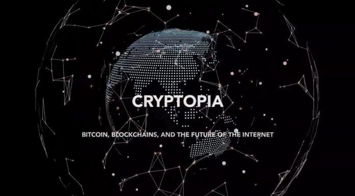 Filme sobre Bitcoin na Prime Video Cryptopia Bitcoin, Blockchains