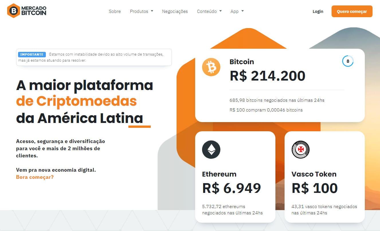 Mercado Bitcoin