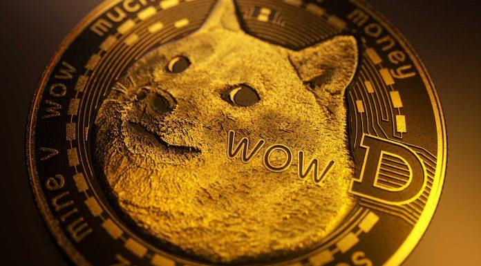Dogecoin criptomoeda