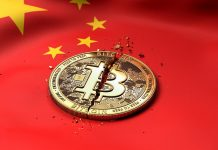 China bane Bitcoin. Imagem: Adobe Stock