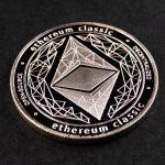 Ethereum Classic ETC criptomoeda altcoin