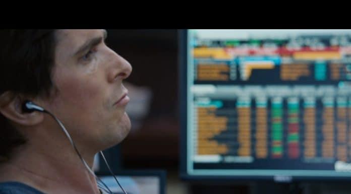 Michael Burry, representado pelo ator Christian Bale, em A Grande Aposta