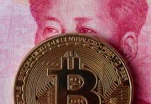 Yuan chinês e Bitcoin